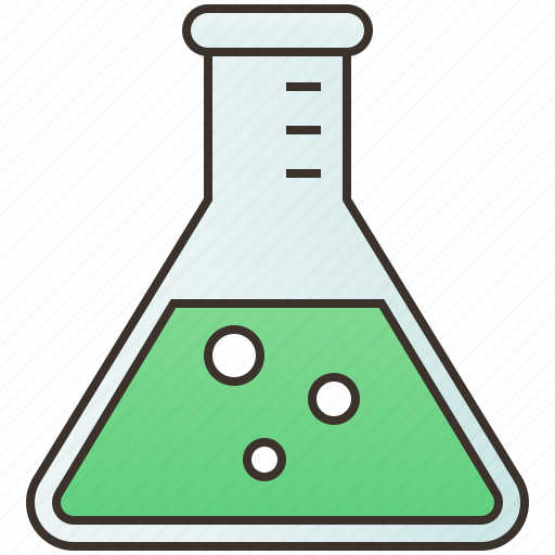 Beaker, chemistry, laboratory, research, science icon - Download on Iconfinder