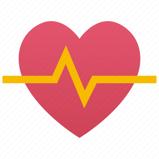 Beat, heart, medical, pulse, rate icon - Download on Iconfinder