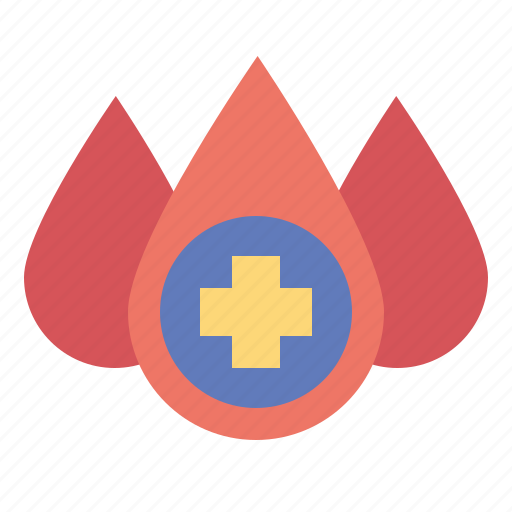 and, blood, drop, healthcare, medical, transfusion icon