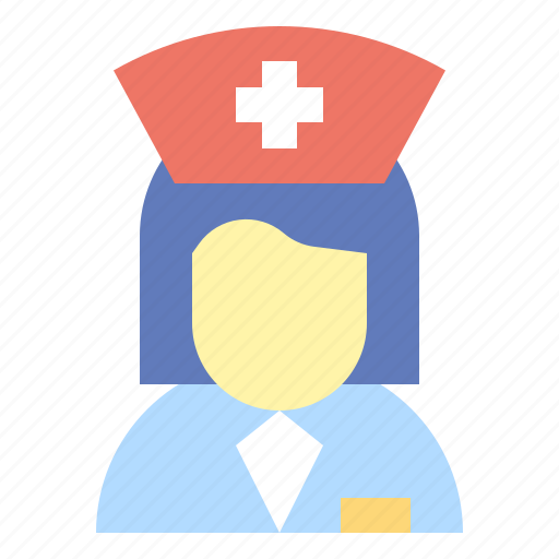 and, assistance, healthcare, medical, nurse, woman icon