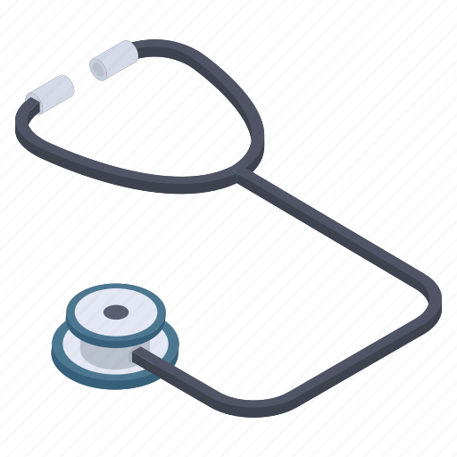 healthcare, medical care, medical tool, phonendoscope, stethoscope icon