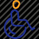 wheelchair, hospital, disability, handicap, medical, patient