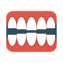 dental, healthcare, medical, oral, teeth icon
