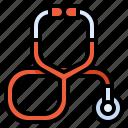 cardiac, doctor, medical, pulse, stethoscope