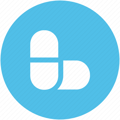 capsules, drugs, medical pills, medications, medicines, pills, tablets, vitamins icon