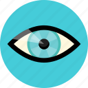 anatomy, eyes, iris, look, medicine, optic, searching icon