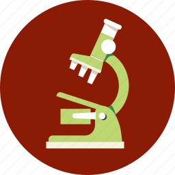 bacterium, biology, experiment, healthcare, microbes, microscope, organism icon