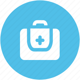 doctor box, first aid, first aid box, first aid kit, medical aid, medical box, medicine box icon
