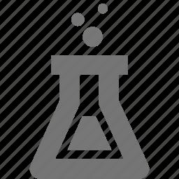 exam, experiment, medicine, science, test icon