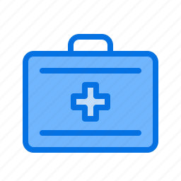 bag, breifcase, care, firstaid, kit, medical, medicine icon