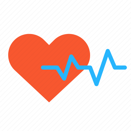 care, heart, heartbeat, life, love, save, treatment icon