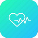 care, guardar, heart, heartbeat, life, love, save, treatment icon