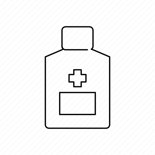 drug, experiment, medical, pill, research, tube icon