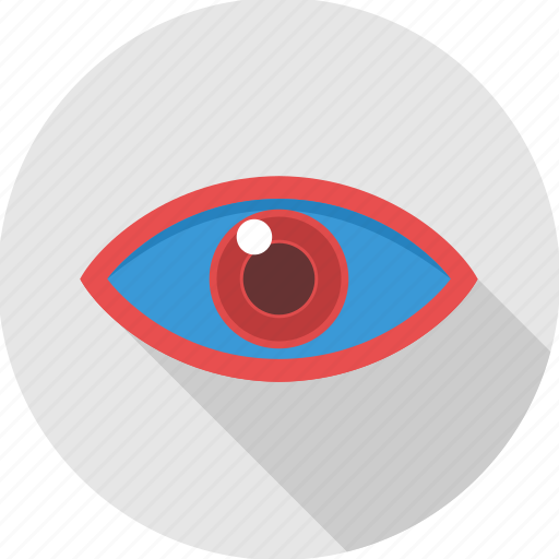 care, eye, eyes, look, optometry, test, vision icon