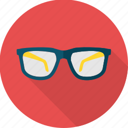 eyetest, glasses, look, spectacles, spects, vision icon