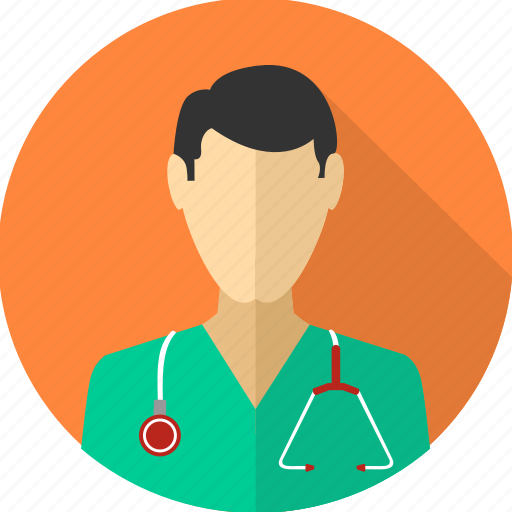 doctor, healthcare, male, medical, physician, provider, stethoscope icon