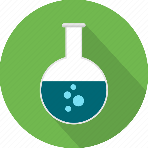 chemical, chemistry, flask, lab, liquid, medical, science icon