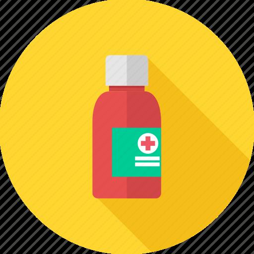 bottle, drugs, health, healthcare, medicine, pills, prescription icon