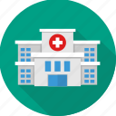 building, medical center, hospital, clinic, hospital building, medical, care