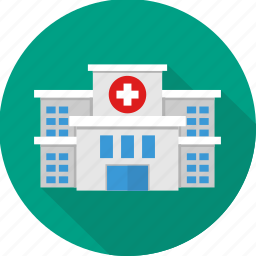 building, care, clinic, hospital, hospital building, medical, medical center icon