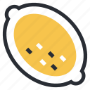 citrus, food, fruit, healthy food, lemon, lime icon