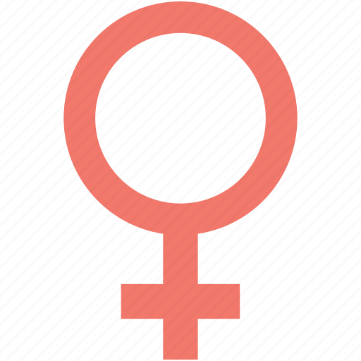 female, female gender, gender symbol, sex symbol, venus symbol icon