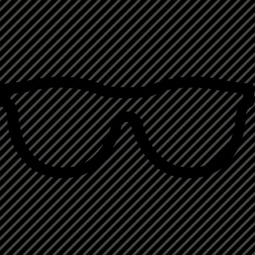 eyeglasses, eyesight, glasses, optical, spectacles icon