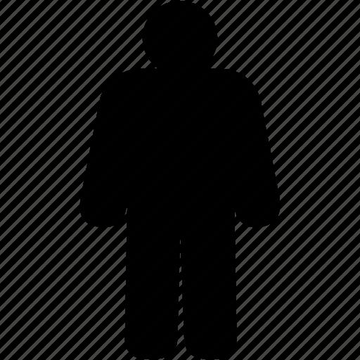 anatomy, body, hominid, human, humanoid, man, person icon