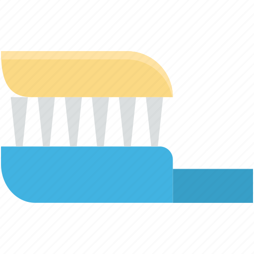 dental care, hygiene, oral care, toothbrush, toothpaste icon