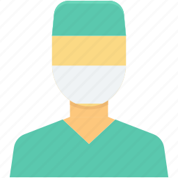 doctor, doctor avatar, medical assistant, physician, surgeon icon