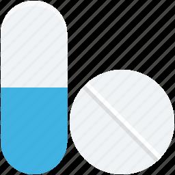 capsule, drugs, medical pills, medicine, tablet icon