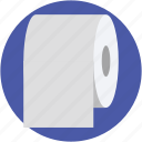 surgical bandage, surgical plaster, tissue paper, tissue roll, toilet paper icon