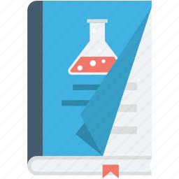 research article, science blog, science book, science journal, science research icon