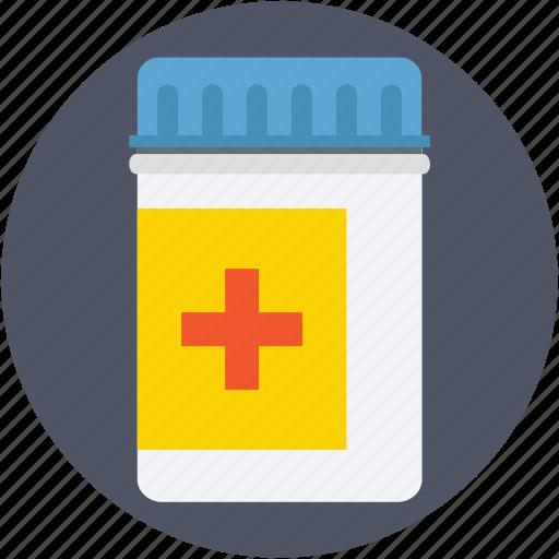 drugs, medicine bottle, medicine jar, pills, syrup icon