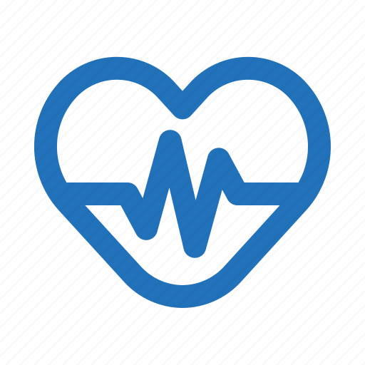 beat, healthcare, heart, pulse icon