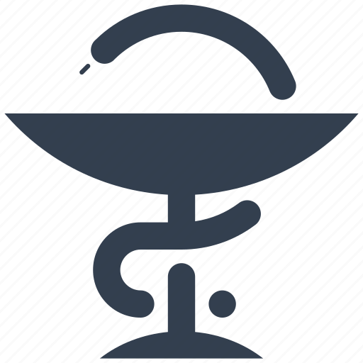 care, cup, health, medical, medicine, pharmacy, sign, snake icon