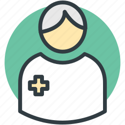 doctor avatar, female doctor, lady doctor, medical assistant, neurosurgeon, surgeon icon