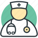 doctor, doctor avatar, medical assistant, neurosurgeon, surgeon, surgical technician icon