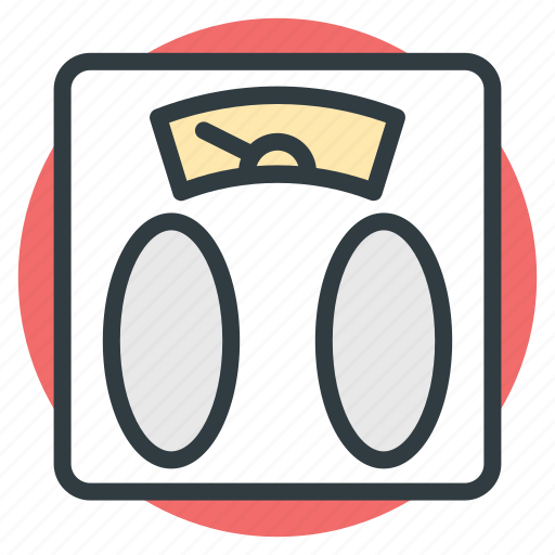 bathroom scale, obesity scale, scale, weighing scale, weight scale icon