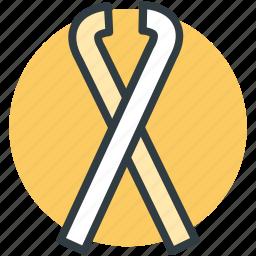 awareness ribbon, breast cancer ribbon, cancer awareness, cancer ribbon, symbolic ribbon icon