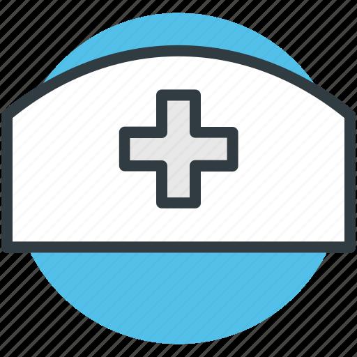 Nurse, nurse cap, nurse clothing, nurse hat, nurse uniform icon - Download on Iconfinder