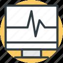 ecg, ecg machine, electrocardiograph, heart check up, heart rate machine