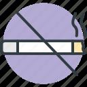 forbidden smoking, no smoking, no smoking sign, restricted tobacco, stop cigarette icon