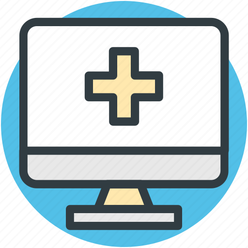 health app, medical aid, medical app, online aid, online first aid icon