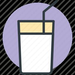 drink, glass, juice, lemon juice, lemonade icon