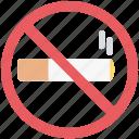 forbidden, no cigarette, no smoking, quit smoking, restricted smoking