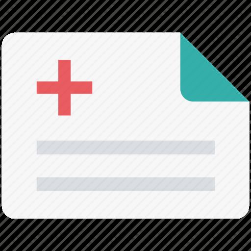 diet chart, medical, medical report, medications, medicine chart, patient report, prescription icon
