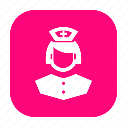 aid, doctor, female nurse, healthcare, hospital, medical, nurse icon