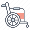 accessibility, disability, handicapped, mobility, wheelchair icon