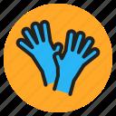 care, gloves, hands, health, hospital, medical, supplies